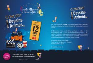 Flyer Concert OHMB 12 Juin 2016
